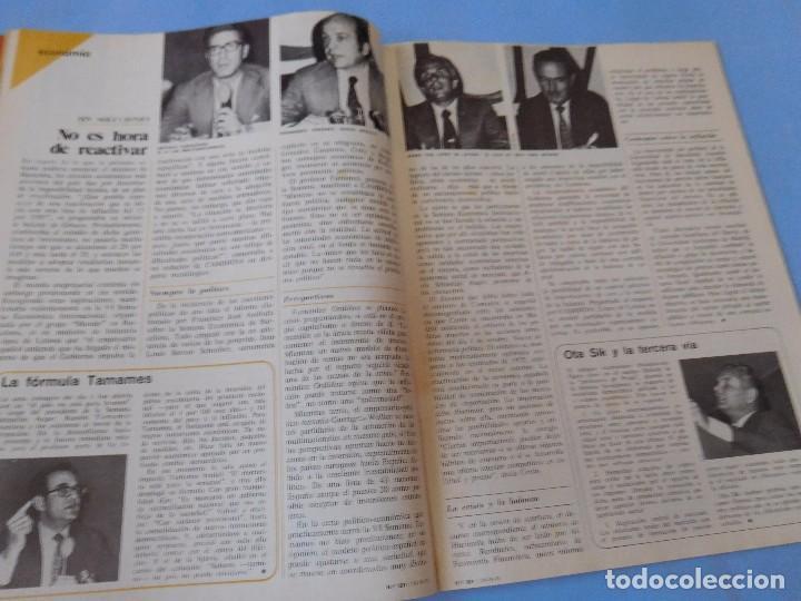Coleccionismo de Revista Cambio 16: DIARIO 16, pre-agonía de Franco, Octubre de 1975 - Foto 5 - 99400547