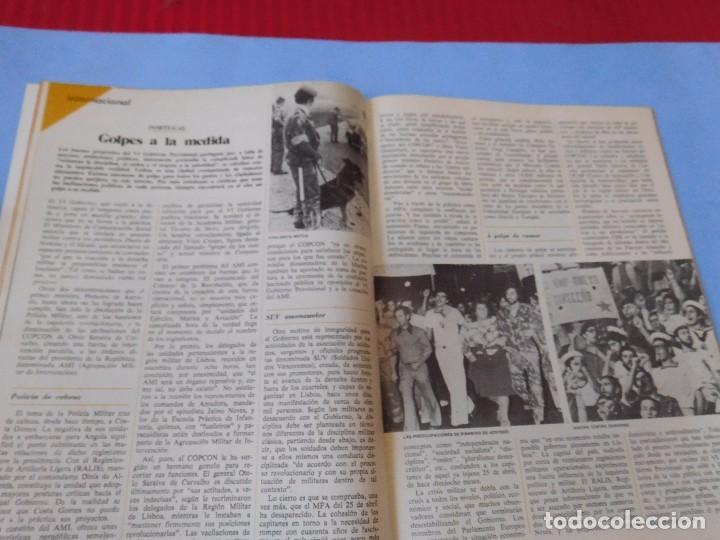Coleccionismo de Revista Cambio 16: DIARIO 16, pre-agonía de Franco, Octubre de 1975 - Foto 6 - 99400547