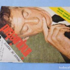 Coleccionismo de Revista Cambio 16: CAMBIO 16, EDICIÓN DE LA SEMANA DE LOS FUSILAMIENTOS DE MIEMBROS DE ETA Y EL FRAP. Lote 99400755