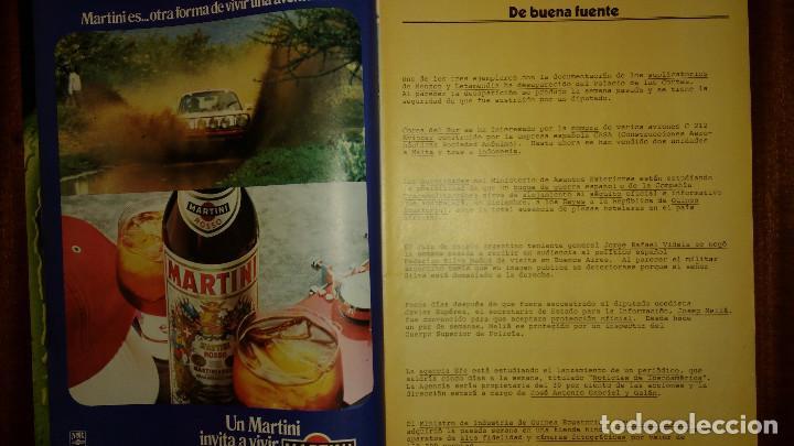 Coleccionismo de Revista Cambio 16: CAMBIO 16 Nº 417-1979 - LEVY CARRILLO-CASO RUPEREZ-MANUEL RODRIGUEZ DELGADO-SOFIA LOREN-RAIMON-DODGE - Foto 5 - 112469987