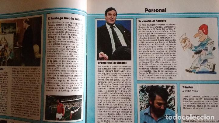 Coleccionismo de Revista Cambio 16: CAMBIO 16 Nº 417-1979 - LEVY CARRILLO-CASO RUPEREZ-MANUEL RODRIGUEZ DELGADO-SOFIA LOREN-RAIMON-DODGE - Foto 6 - 112469987