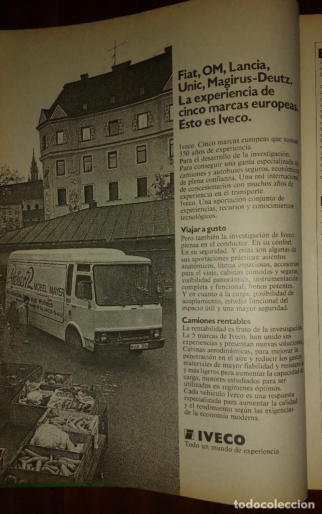 Coleccionismo de Revista Cambio 16: CAMBIO 16 Nº 417-1979 - LEVY CARRILLO-CASO RUPEREZ-MANUEL RODRIGUEZ DELGADO-SOFIA LOREN-RAIMON-DODGE - Foto 7 - 112469987