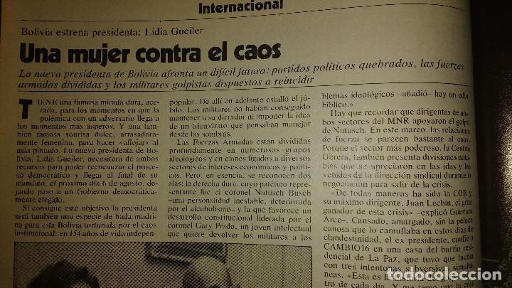 Coleccionismo de Revista Cambio 16: CAMBIO 16 Nº 417-1979 - LEVY CARRILLO-CASO RUPEREZ-MANUEL RODRIGUEZ DELGADO-SOFIA LOREN-RAIMON-DODGE - Foto 9 - 112469987