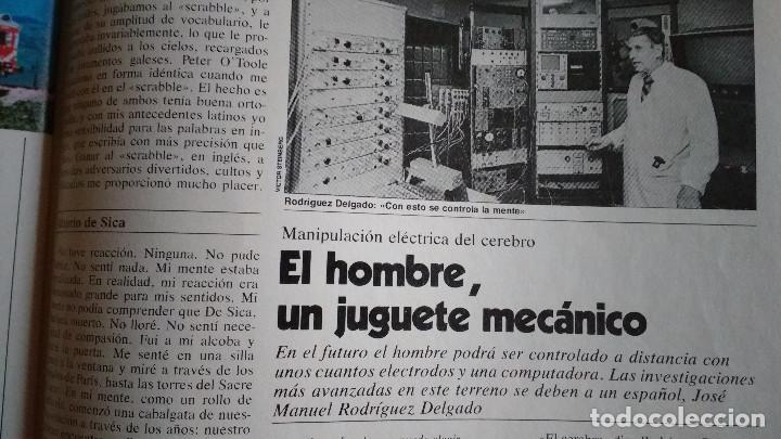 Coleccionismo de Revista Cambio 16: CAMBIO 16 Nº 417-1979 - LEVY CARRILLO-CASO RUPEREZ-MANUEL RODRIGUEZ DELGADO-SOFIA LOREN-RAIMON-DODGE - Foto 12 - 112469987