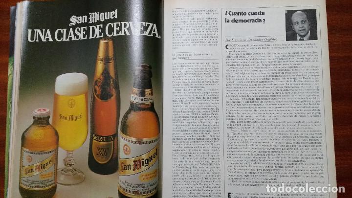 Coleccionismo de Revista Cambio 16: CAMBIO 16 Nº 417-1979 - LEVY CARRILLO-CASO RUPEREZ-MANUEL RODRIGUEZ DELGADO-SOFIA LOREN-RAIMON-DODGE - Foto 15 - 112469987