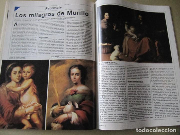 Coleccionismo de Revista Cambio 16: CAMBIO 16 OCTUBRE 1982 EXTRA VINO MURILLO MOVIDA MADRILEÑA ALASKA (FANGORIA) - Foto 4 - 114318191