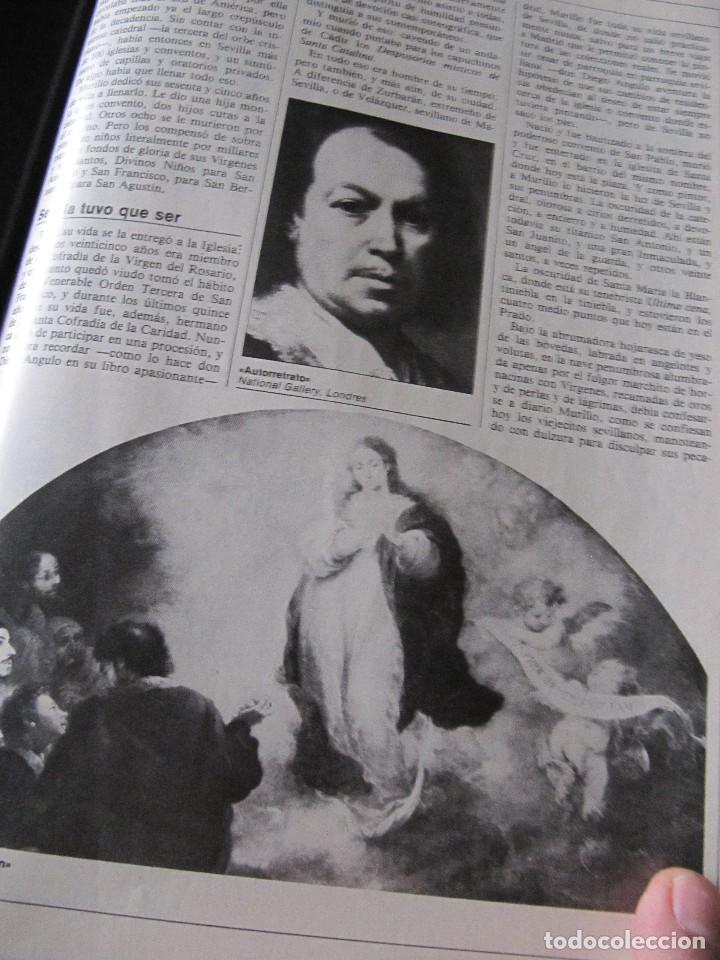 Coleccionismo de Revista Cambio 16: CAMBIO 16 OCTUBRE 1982 EXTRA VINO MURILLO MOVIDA MADRILEÑA ALASKA (FANGORIA) - Foto 5 - 114318191