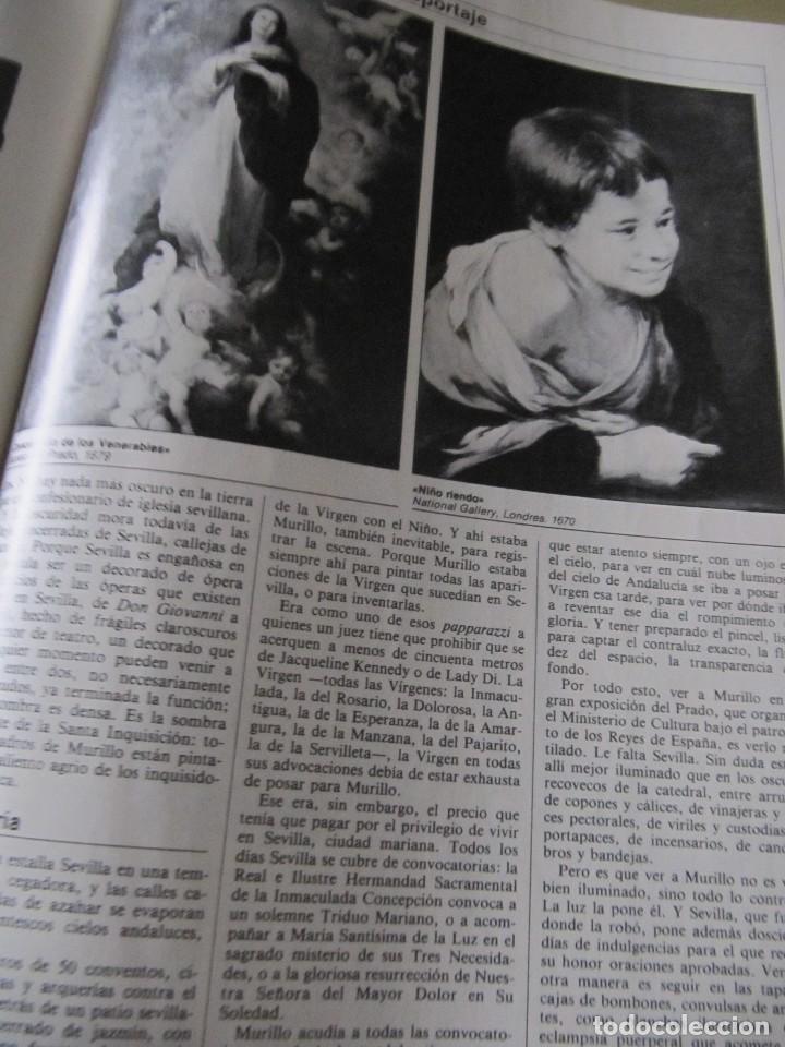 Coleccionismo de Revista Cambio 16: CAMBIO 16 OCTUBRE 1982 EXTRA VINO MURILLO MOVIDA MADRILEÑA ALASKA (FANGORIA) - Foto 6 - 114318191