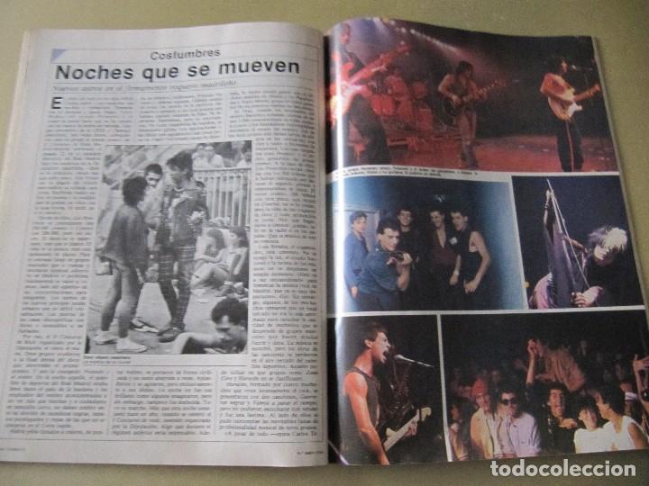 Coleccionismo de Revista Cambio 16: CAMBIO 16 OCTUBRE 1982 EXTRA VINO MURILLO MOVIDA MADRILEÑA ALASKA (FANGORIA) - Foto 7 - 114318191