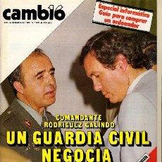 Coleccionismo de Revista Cambio 16: REVISTA - CAMBIO16 - Nº 679. Lote 130270730