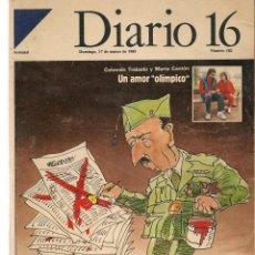 Coleccionismo de Revista Cambio 16: DIARIO 16. DOMINGO, 17 MARZO 1985. HISTORIA DEL FRANQUISMO. (P/B75). Lote 130967792