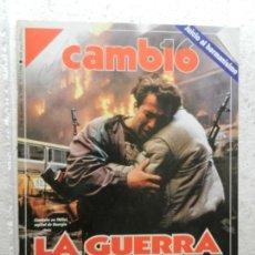 Coleccionismo de Revista Cambio 16: CAMBIO 16 REVISTA Nº 1098 - DICIEMBRE 1992 - LA AMBIGÜEDAD ALIMENTA EL INDEPENDENTISMO, DURAN LLEIDA. Lote 143331354