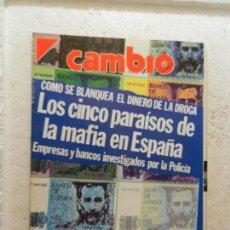 Coleccionismo de Revista Cambio 16: CAMBIO 16 REVISTA Nº 956 - MARZO 1990- ANGUITA, EL PARTIDO YA NO ES LA VANGUARDIA DE LA CLASE OBRERO. Lote 143337158