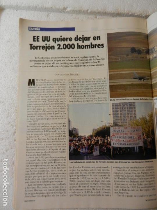 Coleccionismo de Revista Cambio 16: CAMBIO 16 REVISTA Nº 1017 - MAYO 1991 - ESPECIAL ELECCIONES 91 - UN MILLÓN DE VOTOS EN EL AIRE - Foto 2 - 143337330