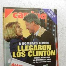 Coleccionismo de Revista Cambio 16: CAMBIO 16 REVISTA Nº 1105 - ENERO 1993 - ALERTA ROJA, SEQUIA . Lote 143337718