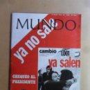 Coleccionismo de Revista Cambio 16: REVISTA - MUNDO CAMBIO 16 - Nº 1818 - 1975. Lote 159680606