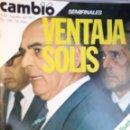Coleccionismo de Revista Cambio 16: CAMBIO 16 1975. Lote 160636301