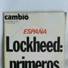 Coleccionismo de Revista Cambio 16: REVISTA CAMBIO 16 N 256. Lote 163427628