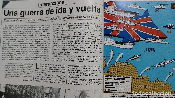 CAMBIO 16 Nº 543 1982 - ETA-ERNESTO BITETTI-PAOLA DOMINGUIN-GALLEGO & REY-  BALLESTA-PUBLICIDAD