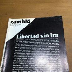 Coleccionismo de Revista Cambio 16: CAMBIO 16 NÚMERO 253. Lote 165982744