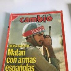 Coleccionismo de Revista Cambio 16: CAMBIO 16 NÚMERO 846. Lote 166020910
