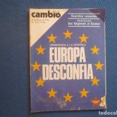 Coleccionismo de Revista Cambio 16: CAMBIO 16 N.º 231 · 1976. Lote 170924630