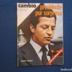 Coleccionismo de Revista Cambio 16: CAMBIO 16 N.º 240 · 1976. Lote 170926070