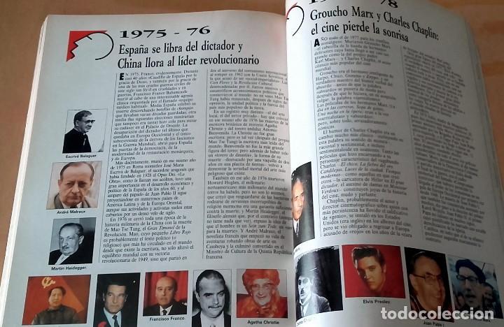 Coleccionismo de Revista Cambio 16: CAMBIO 16 Nº 1000 1971-1991 - Foto 8 - 171358195