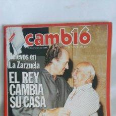Coleccionismo de Revista Cambio 16: CAMBIO 16 OCTUBRE 1988. Lote 171726380