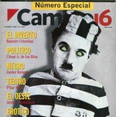 Coleccionismo de Revista Cambio 16: CAMBIO 16 Nº 1207 ESPECIAL - 100 AÑOS DE CINE - CHARO LOPEZ - TORERO BRELMONTE AL CINE - ENERO 1995. Lote 172478052