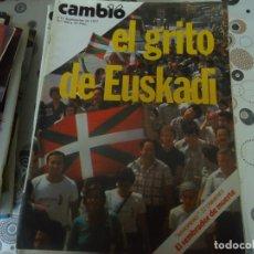 Coleccionismo de Revista Cambio 16: CAMBIO 16 Nº 300. Lote 174571249