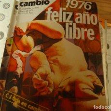 Coleccionismo de Revista Cambio 16: CAMBIO 16 Nº 212. Lote 174651333
