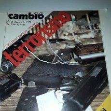 Coleccionismo de Revista Cambio 16: REVISTA CAMBIO 16 N 194 1975. Lote 178328060