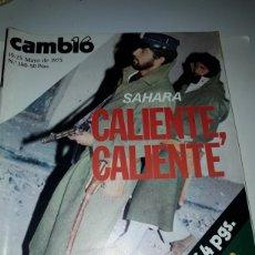 Coleccionismo de Revista Cambio 16: REVISTA CAMBIO 16 N 180 1975. Lote 178328155