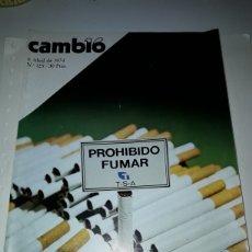 Coleccionismo de Revista Cambio 16: REVISTA CAMBIO 16 N 125 1974. Lote 178328743