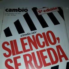 Coleccionismo de Revista Cambio 16: REVISTA CAMBIO 16 N 201 1975. Lote 178328837