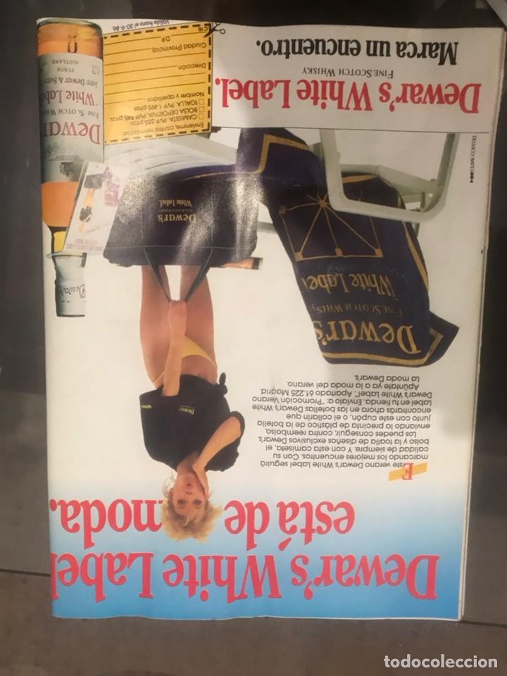Coleccionismo de Revista Cambio 16: LOTE DE 4 REVISTAS CAMBIO 16 - Foto 7 - 182134562