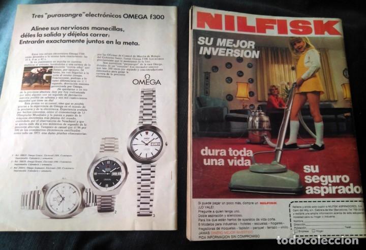 Coleccionismo de Revista Cambio 16: dos revistas Cambio16 sobre el Proceso 1001, año 1975 y Esto es España señores 1978 - Foto 2 - 182222091