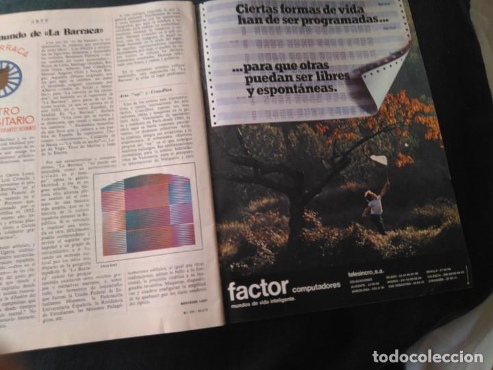 Coleccionismo de Revista Cambio 16: dos revistas Cambio16 sobre el Proceso 1001, año 1975 y Esto es España señores 1978 - Foto 4 - 182222091