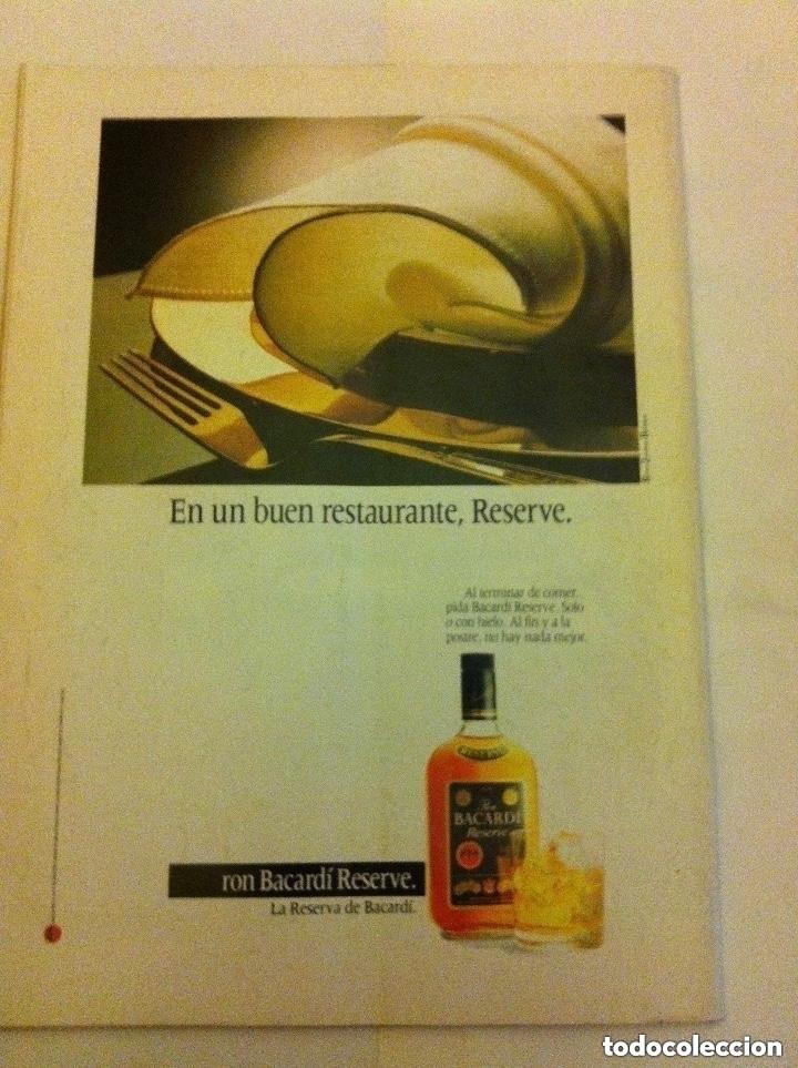 Coleccionismo de Revista Cambio 16: cambio 16 - nº. 856 - año 1988 - Cataluña, una joven de mil años - Foto 3 - 182598836