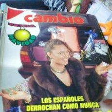 Coleccionismo de Revista Cambio 16: REVISTA CAMBIO 16 Nº 1048 23 DICIEMBRE 1991. Lote 183292806