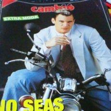 Coleccionismo de Revista Cambio 16: REVISTA CAMBIO 16 Nº 1063 6 DE ABRIL 1992. Lote 183294797