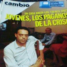 Coleccionismo de Revista Cambio 16: REVISTA CAMBIO 16 Nº 707 17-24 DE JUNIO 1985. Lote 183295523
