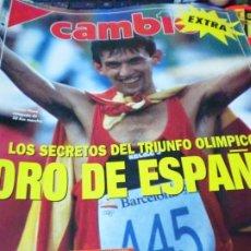 Coleccionismo de Revista Cambio 16: REVISTA CAMBIO 16 Nº 1081 110 DE AGOSTO DE 1992. Lote 183295631