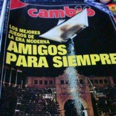 Coleccionismo de Revista Cambio 16: REVISTA CAMBIO 16 Nº 1082 17 DE AGOSTO 1992. Lote 183295986