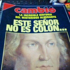 Coleccionismo de Revista Cambio 16: REVISTA CAMBIO 16 Nº 1049 30 DE DICIEMBRE 1991. Lote 183296126