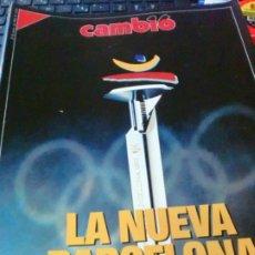 Coleccionismo de Revista Cambio 16: REVISTA CAMBIO 16 Nº 1070 25 DE MAYO 1992. Lote 183296407
