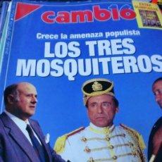 Coleccionismo de Revista Cambio 16: REVISTA CAMBIO 16 Nº 1078 20 DE JULIO 1992. Lote 183296713