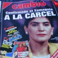 Coleccionismo de Revista Cambio 16: REVISTA CAMBIO 16 Nº 1079 27 DE JULIO 1992. Lote 183296797
