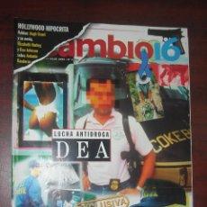 Collectionnisme de Magazine Cambio 16: CAMBIO 16 -JULIO 1995 Nº 1234 -JAVIER GURRUCHAGA- JOSEP LOPEZ LERMA- DON JOHNSON- HUGH GRANT. Lote 190292832